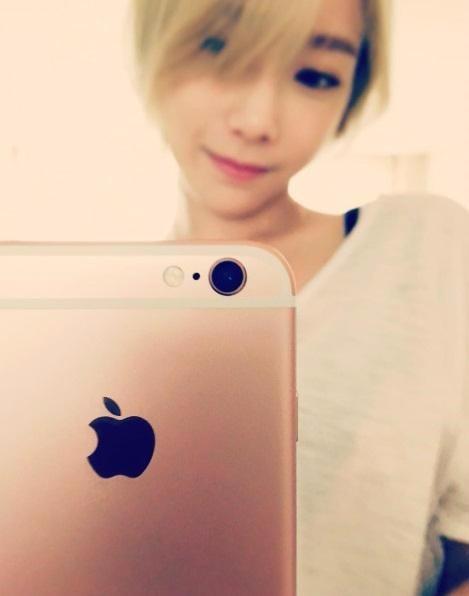 애플 아이폰6s 23일 국내 출시 애플 아이폰6s 23일 국내 출시 사진=태연 인스타그램