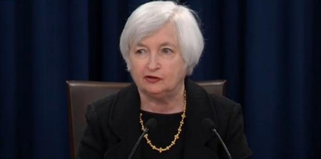 재닛 옐런 미국 중앙은행(Fed) 의장. / 사진= 한경DB