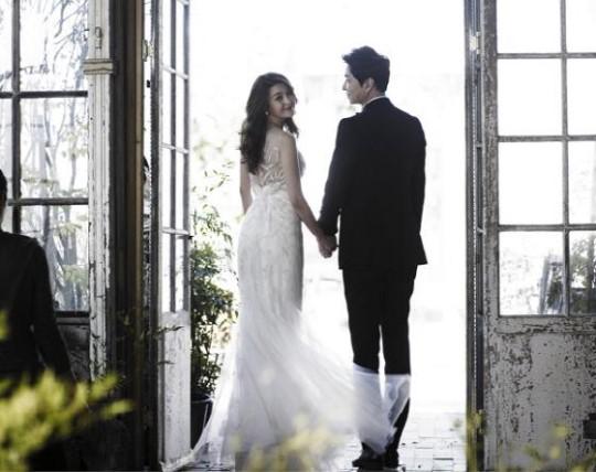 구은영 아나운서 결혼 / 사진 = 써드마인드 제공