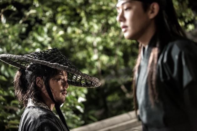이방지 변요한 /SBS '육룡이 나르샤'