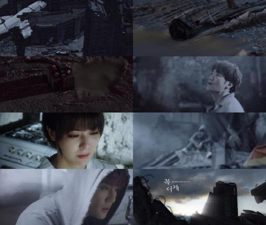 XIA준수 뮤직비디오 티저 공개 / 사진=XIA준수 뮤직비디오 티저 영상 캡처