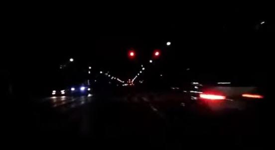 스파크 급발진 사고 /유튜브 캡쳐