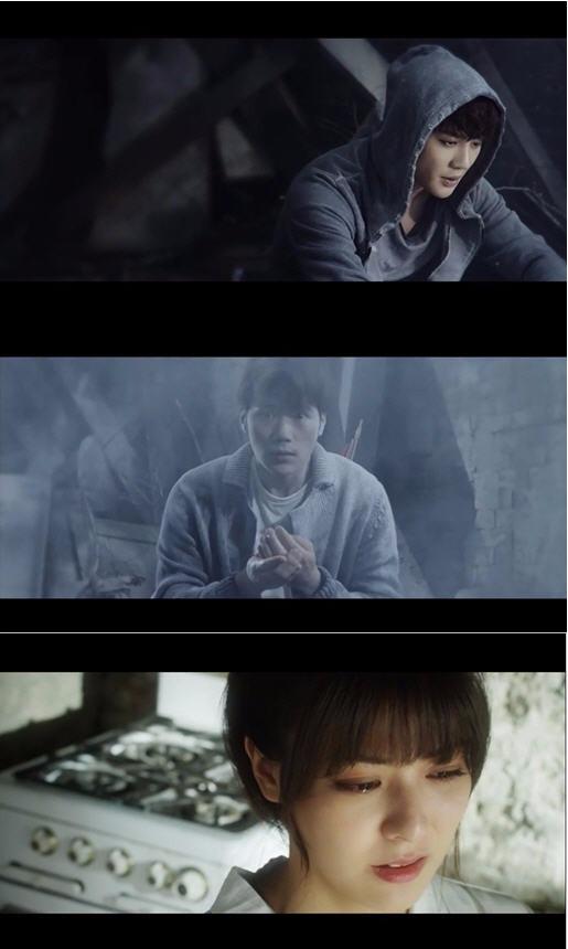 사진=김준수 '꼭 어제' 뮤직비디오 캡처