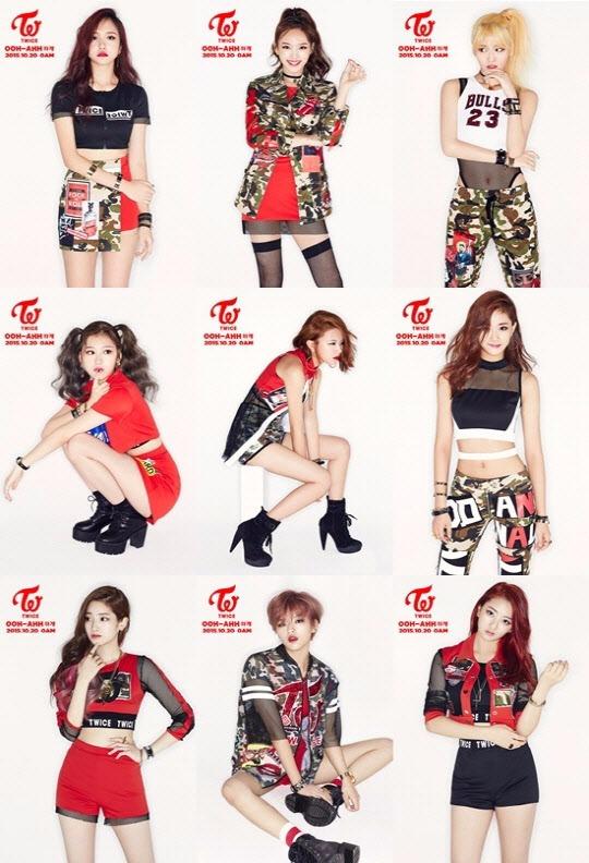 트와이스 데뷔 / 사진=JYP 엔터테인먼트