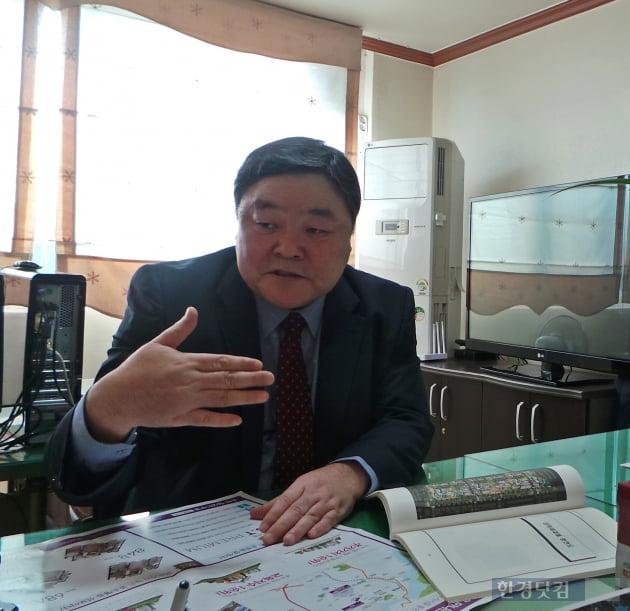 박상희 후평 제 2아파트 주택재건축정비사업조합장.