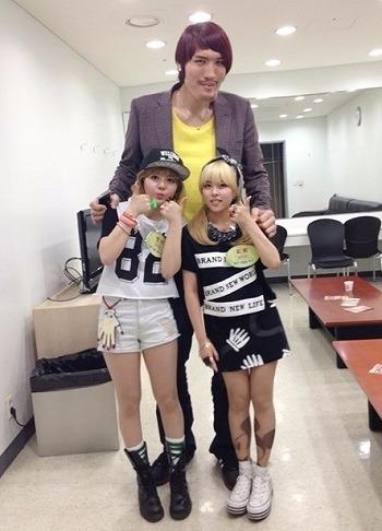 최홍만 / 사진=타이니지 공식 트위터