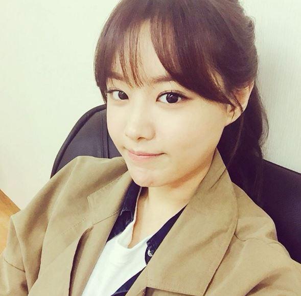 '우리집 꿀단지' 송지은 / 사진=송지은 인스타그램