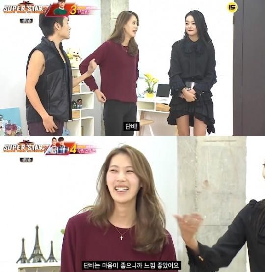 슈퍼스타K7 천단비 슈퍼스타K7 천단비 / 사진 = Mnet 방송 캡처