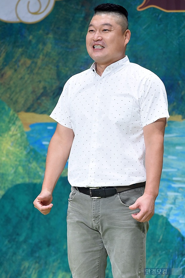 강호동 / 사진 = 변성현 기자