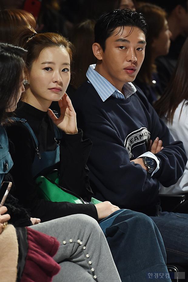 정유미 유아인 정유미 유아인 / 사진=한경닷컴 변성현 기자