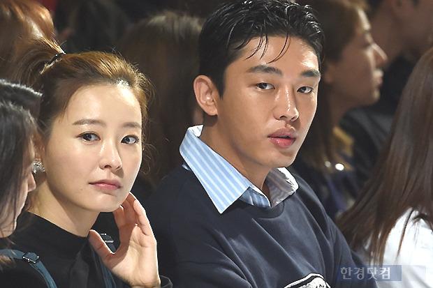 유아인 정유미 유아인 정유미 / 사진=한경닷컴 변성현 기자