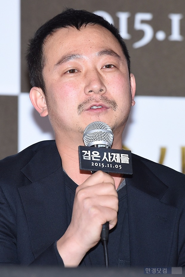 '검은 사제들' 장재현 감독  /사진 변성현 기자
