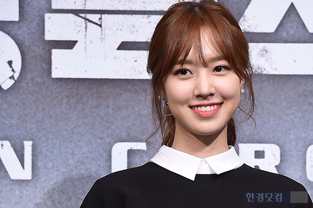 '인천상륙작전' 진세연 /변성현 기자