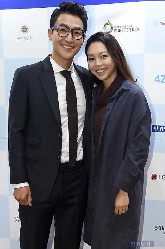'자기야' 김인석 안젤라박 /'서울베이비페어' 제공