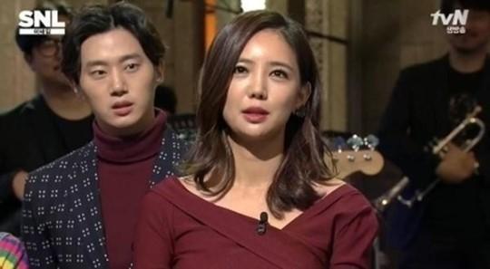 SNL 이태임 예원 / SNL 이태임 예원 사진=tvN 방송 캡처