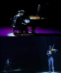 피아니스트 김민수씨(위)와 바이올리니스트 박세모씨
