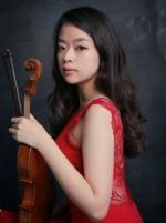 바이올리니스트 김다미씨