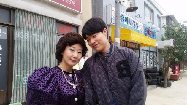 '응답하라 1988' 류준열 라미란 /씨제스 공식 인스타그램