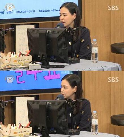 이하늬 언니 /SBS 캡쳐