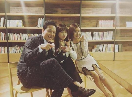 수목드라마 달콜살벌 패밀리 수목드라마 달콜살벌 패밀리/사진=민아 인스타그램