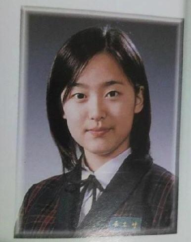 손흥민과 열애 유소영 /온라인 커뮤니티