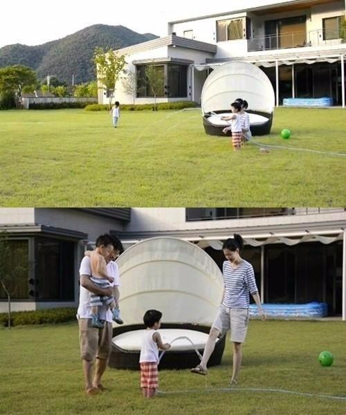 '송승헌과 호흡' 이영애 / 사진 = SBS 방송 캡처