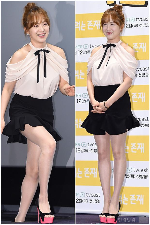 ▶ 유소영, '남심 흔드는 애교 가득한 미소~'