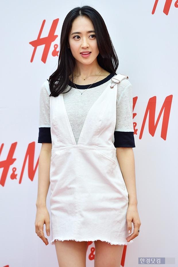 김민정 성형의혹
