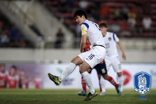 한국, 라오스에 5-0 완승 /대한축구협회(엑스포츠 제공)