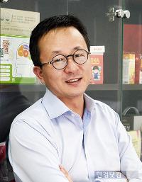 건강기능식품 ODM 기업 뉴트리바이오텍 권진혁 대표. / 사진제공= 뉴트리바이오텍