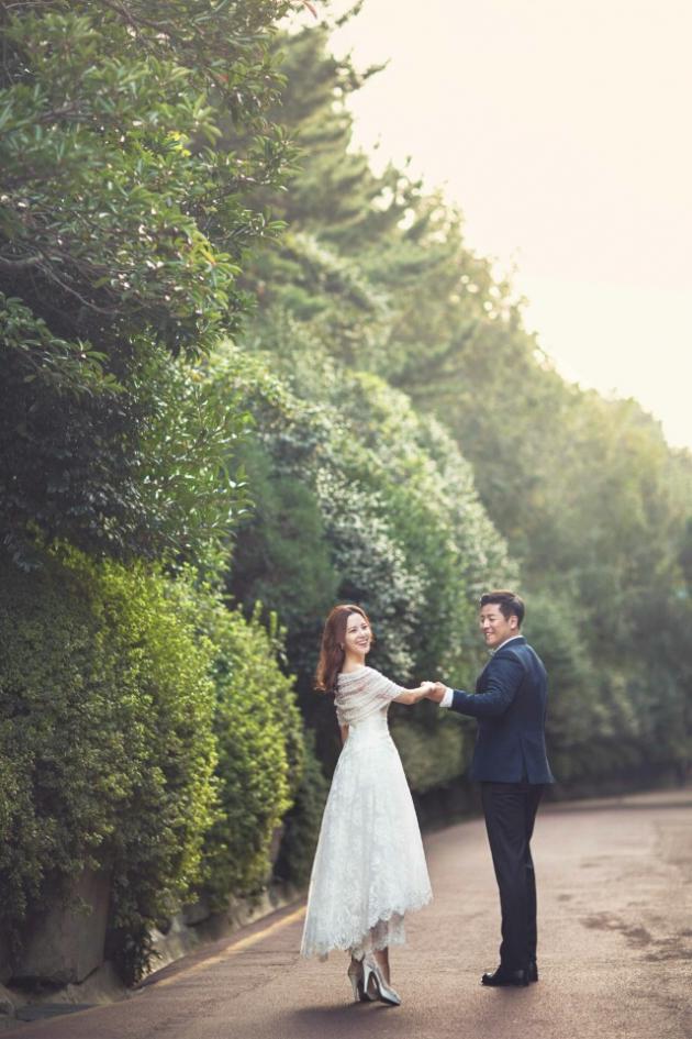 강민호 결혼