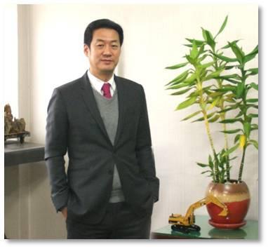 박병윤 보광산업 대표이사. 사진=보광산업 제공