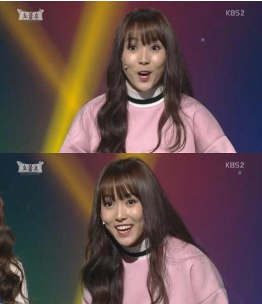 여자친구 유주 /KBS '개그콘서트'