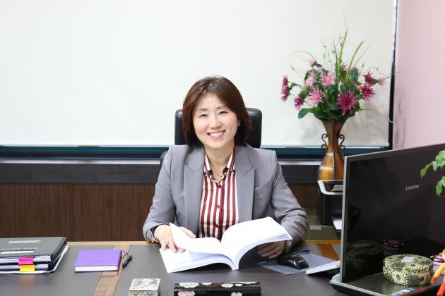 이은정 한국맥널티 대표이사(사진=IR큐더스)