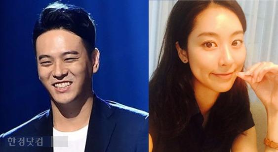 박혜원 김용준 열애 /한경DB, 박혜원 인스타그램