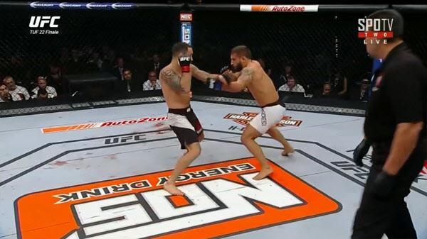사진=방송화면/UFC