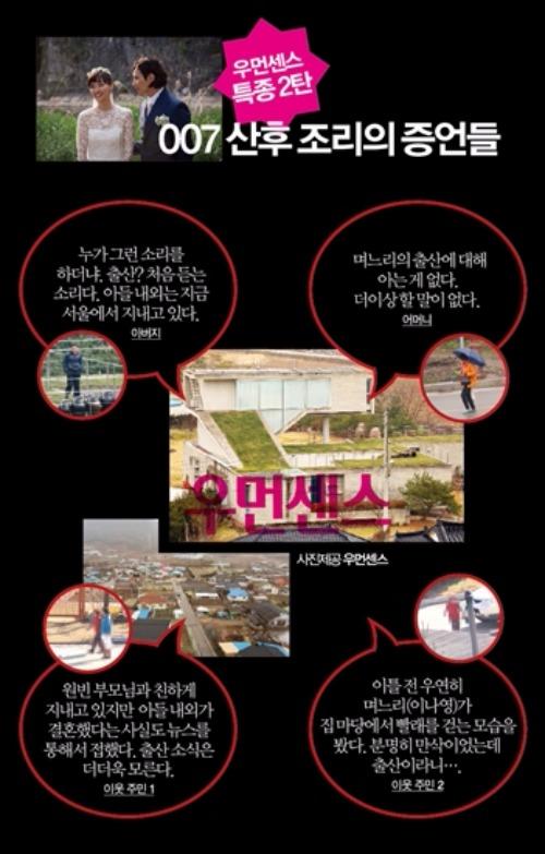 원빈 이나영 / 사진 = 우먼센스 제공