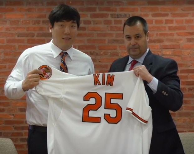 김현수 MLB 볼티모어 2년 계약/사진=볼티모어 홈페이지