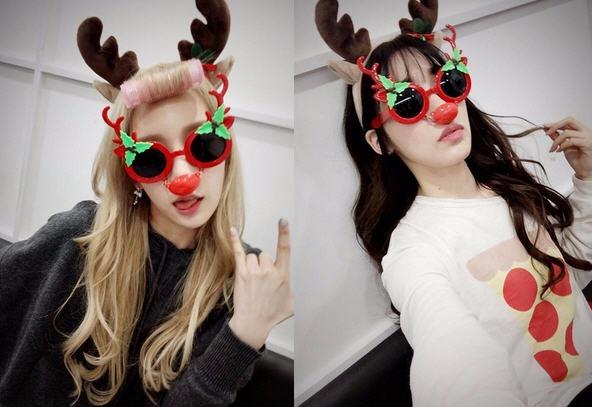 '메리크리스마스' 티파니/사진=티파니 인스타그램