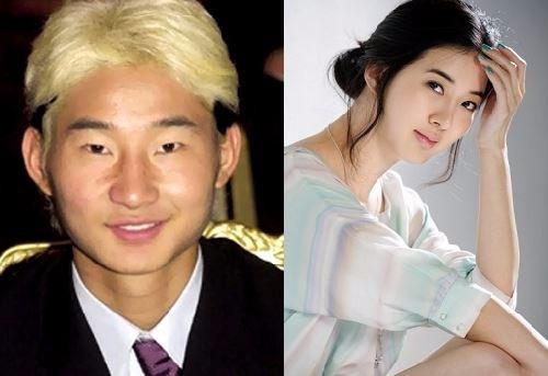 복면가왕 소크라테스 이천수와 장미인애, 2008년 열애설.