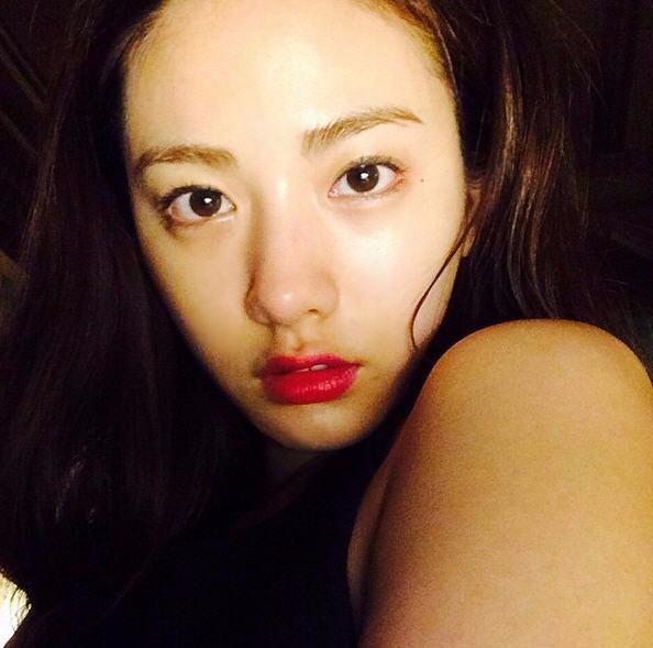 '세계에서 가장 아름다운 얼굴' 나나/사진=나나 인스타그램