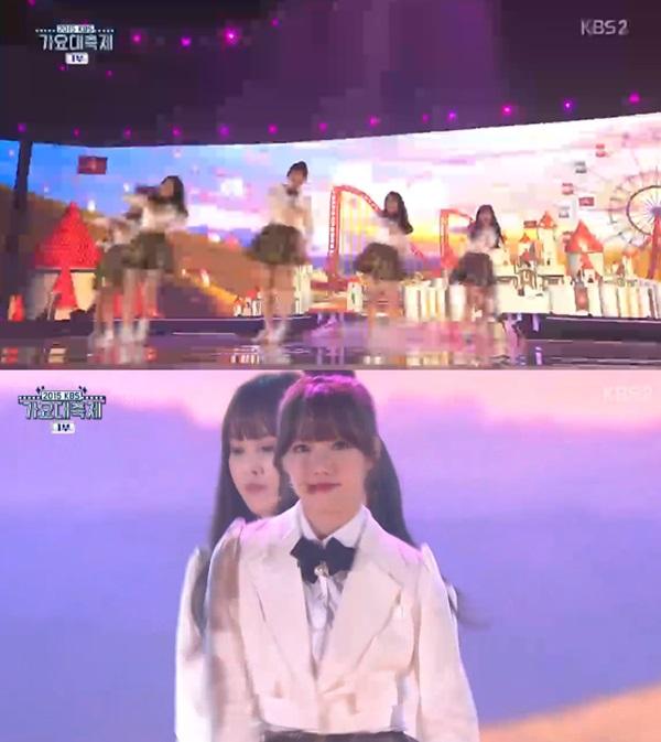 2015 KBS 가요대축제 2015 KBS 가요대축제/사진=2015 KBS 가요대축제 방송캡쳐