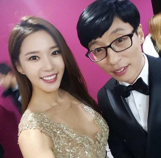 MBC연예대상 유재석 / 사진=레이양 인스타그램