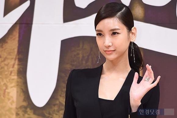 마녀의 성 이해인 /사진=변성현 기자