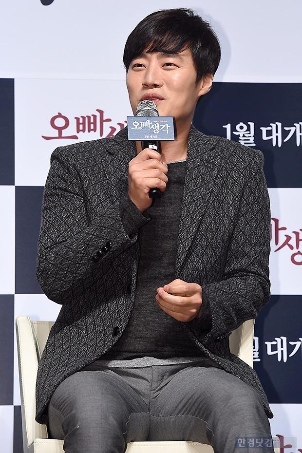 영화 '오빠 생각' 이희준 / 사진 = 변성현 기자