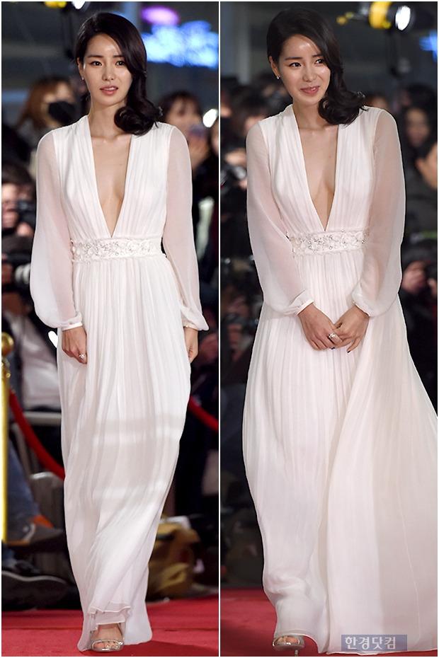 ▶ 임지연, '순백의 드레스도 섹시할 수 있다'