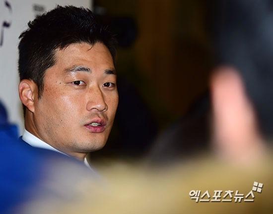 오승환 원정도박 혐의 일부 인정  /사진=엑스포츠뉴스 제공