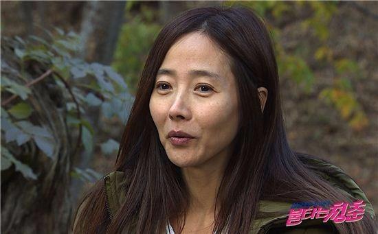 강수지 불타는 청춘 김국진. SBS 방송화면 캡처.