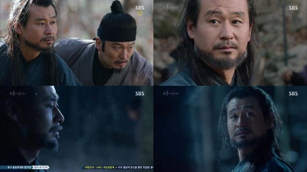 '육룡이 나르샤' 박혁권 /SBS