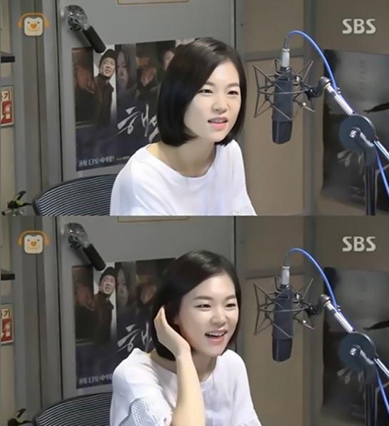 '육룡이 나르샤' 한예리 /사진=SBS 라디오 파워 FM '공형진의 씨네타운'